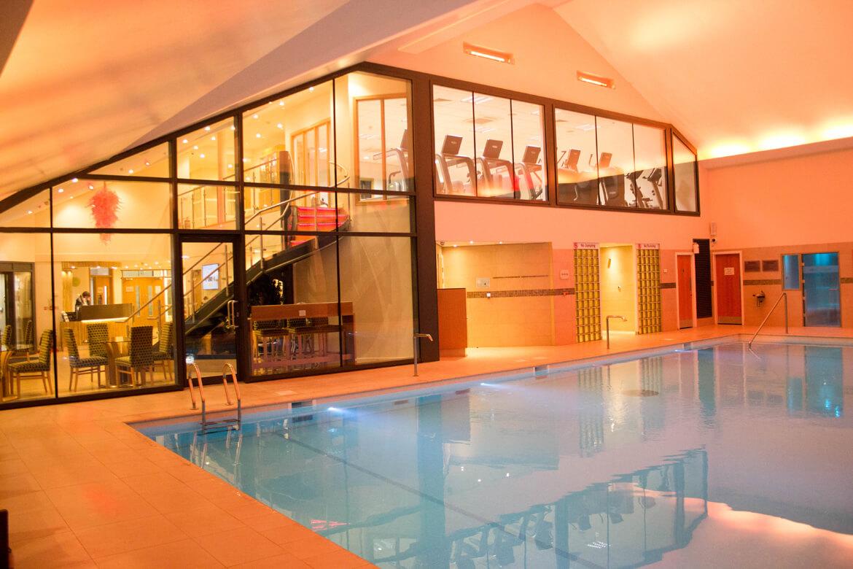 Bright pool Acresfield