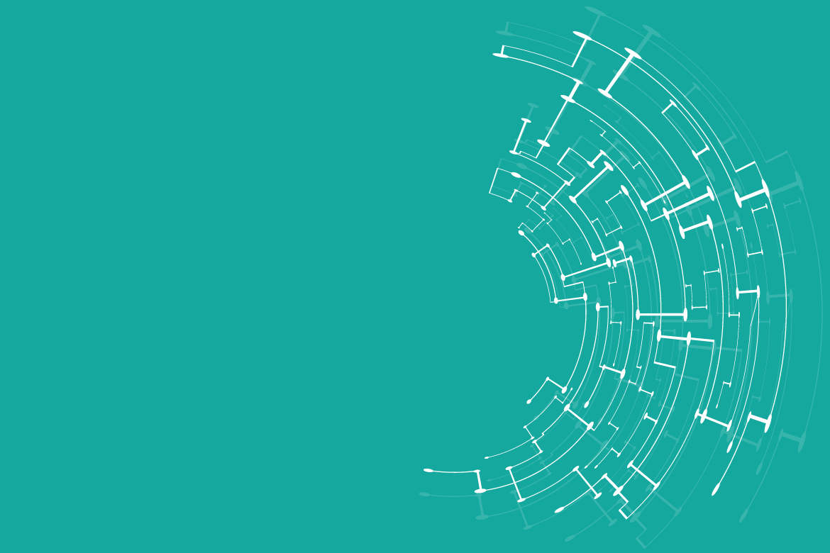 Background teal