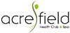 Acresfield Leisure Mobile Retina Logo