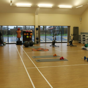 Gym classes at Acresfield