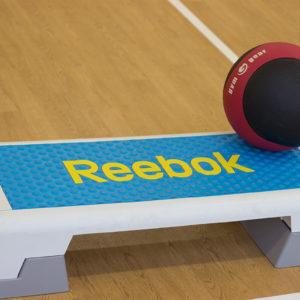 Reebok equipments