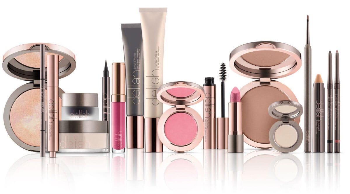 Delilah Cosmetics arrives at Acresfield